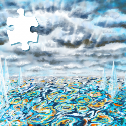 Puzzle Cyberland 8