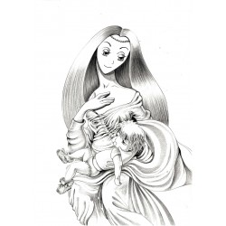 Fichier illustration Madone...