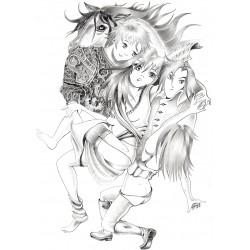 L'enlèvement des filles de Leucippe